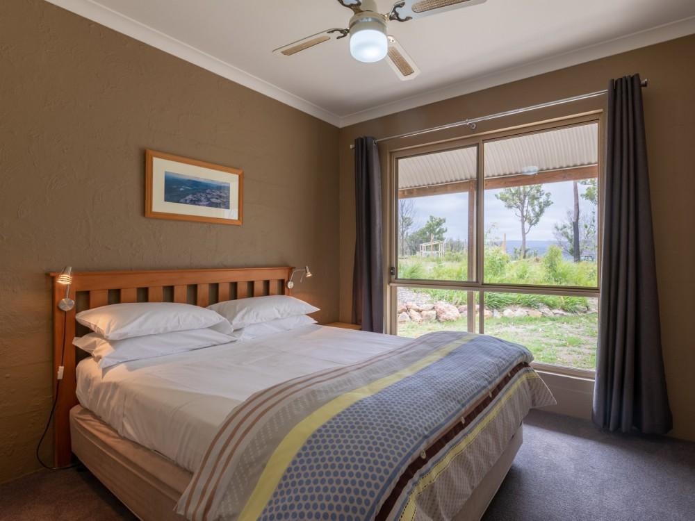 Goanna Cottage Bedroom