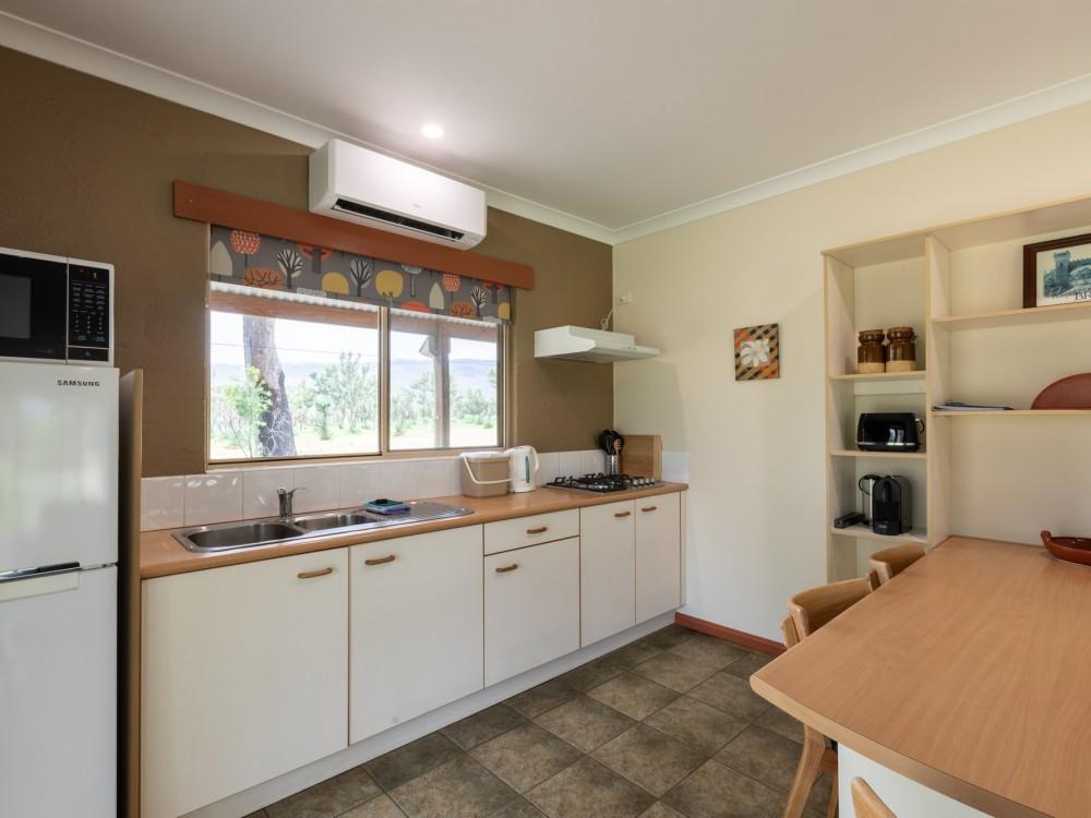 Echidna Cottage Kitchen