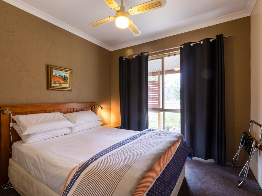 Echidna Cottage Bedroom