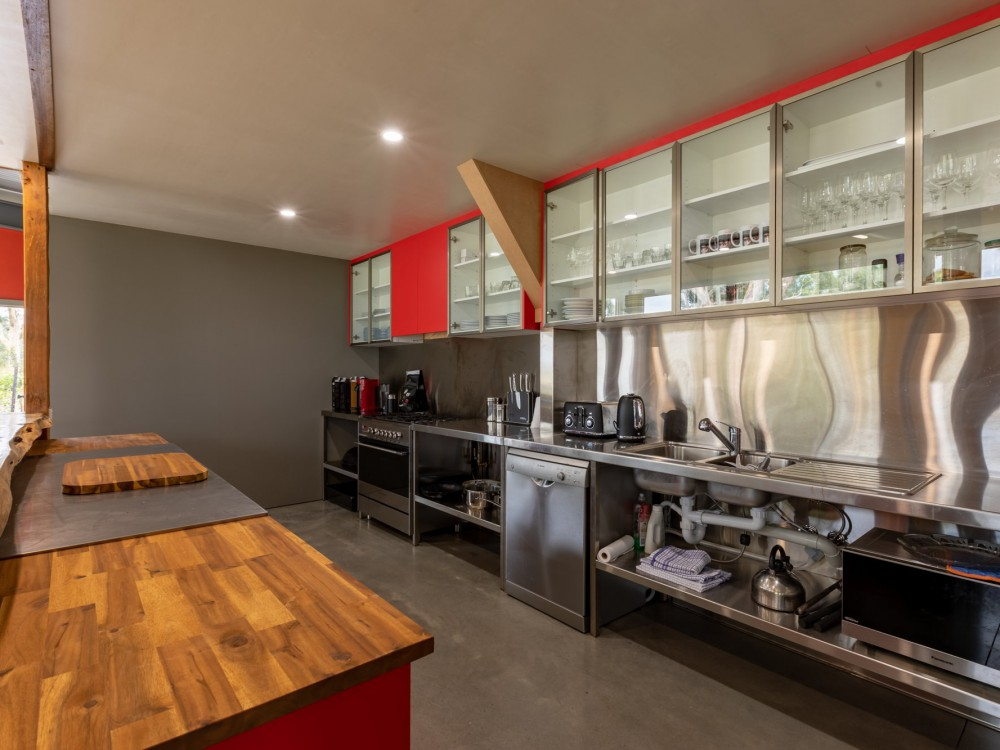 RooBar Kitchen