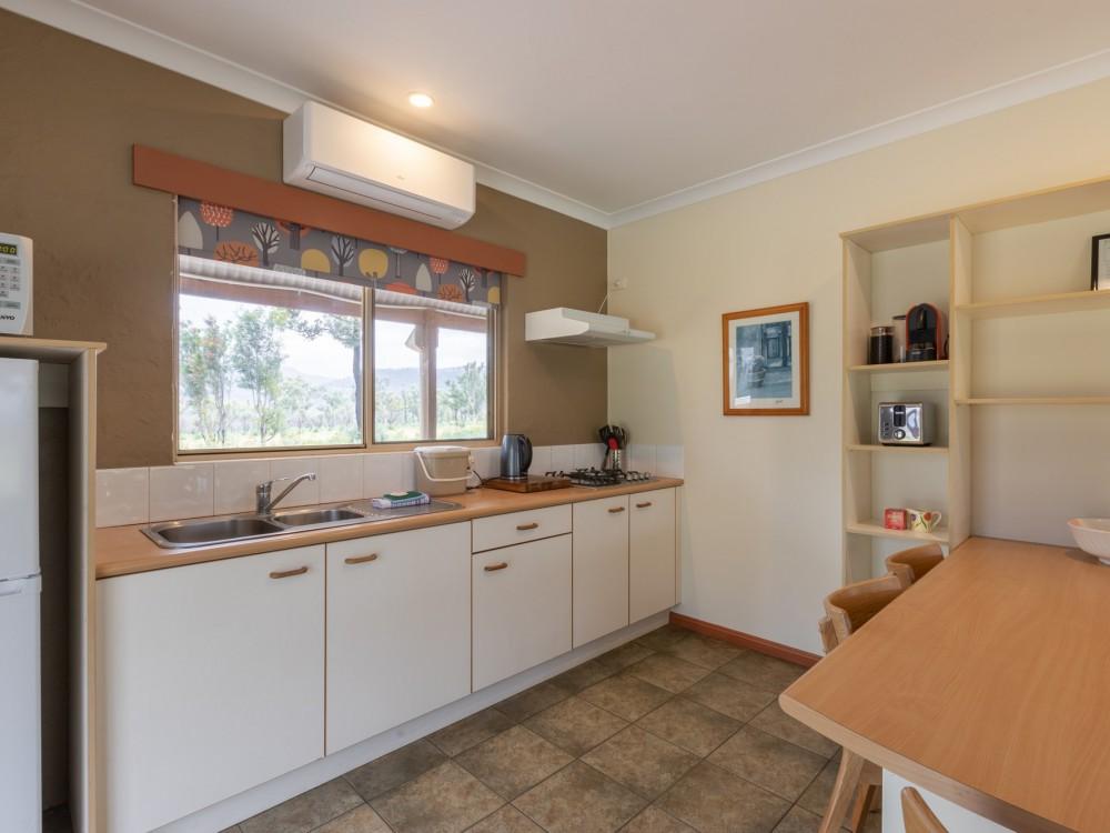 Goanna Cottage Kitchen