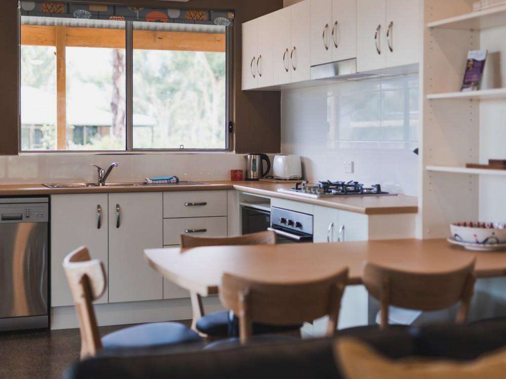 Wombats Cottage Kitchen