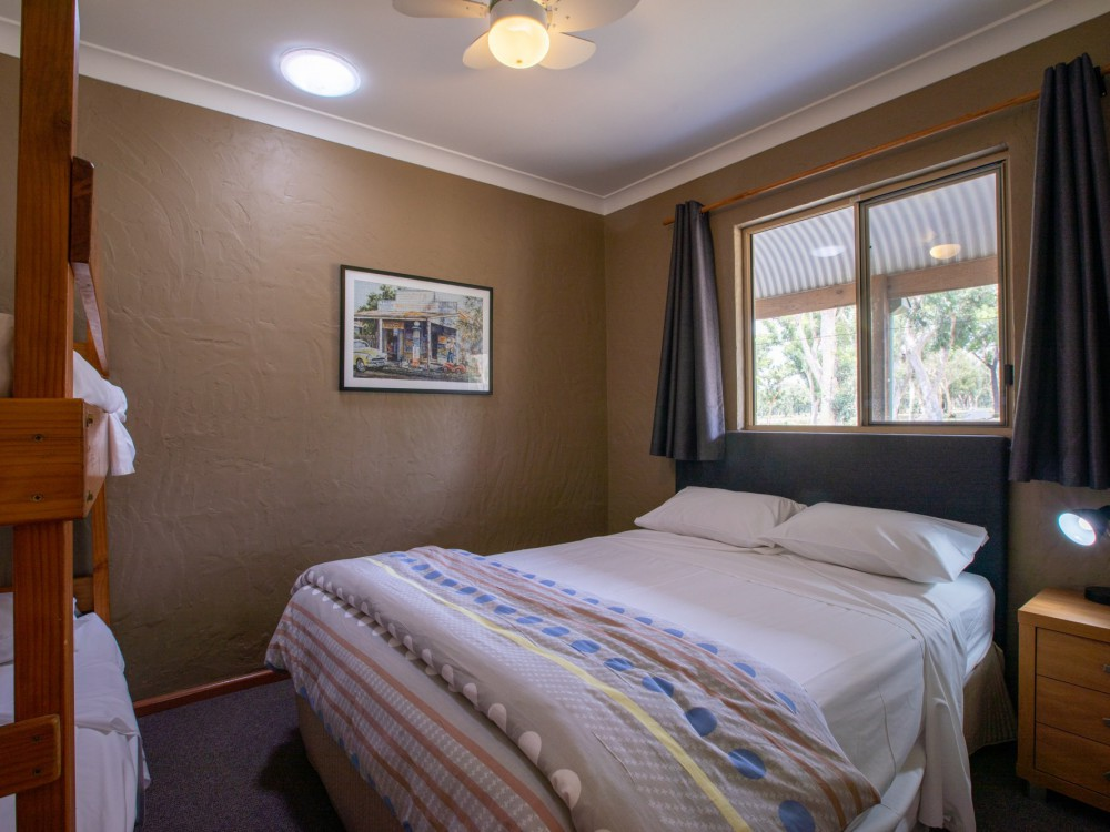 Kookaburra Cottage Bedroom